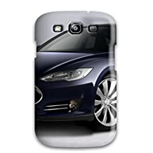 Awesome Case Cover/galaxy S3 Defender Case Cover(tesla Roadster 33)