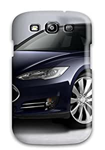 Premium Galaxy Tesla Roadster 33 Case For Galaxy S3 Eco Friendly Packaging