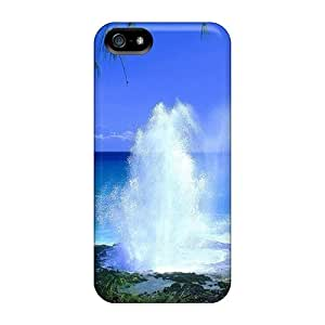 Pure For SamSung Note 4 Phone Case Cover - Retailer Packaging Great Hawaiian Beach Protective Case