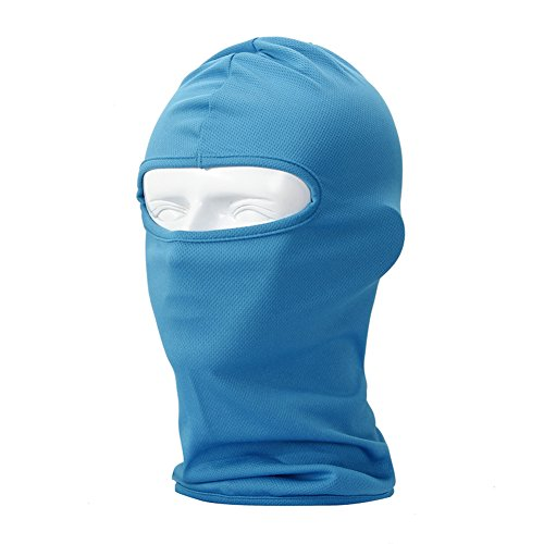 Army Costume Make Your Own (Your Choice Balaclava Face Mask for Running, Walking, Ninja Costumes Mask for Kids, Men, Color Blue)