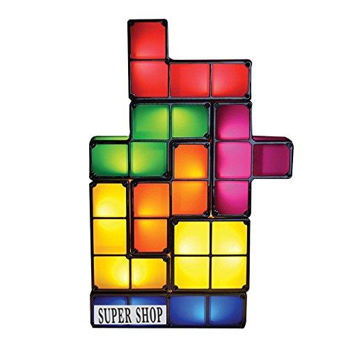 Tetris Light Lamp - 1
