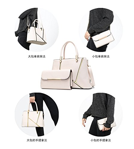 Bags Atmosphere Bags BAO Bags Handbags Personality Black Women Bags Crossbody Clutch Shoulder Atmosphere Fashion z1T1XqPwx