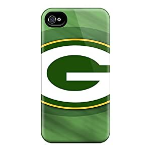 Fashionable Style Case Cover Skin For Iphone 4/4s- Green Bay Packers