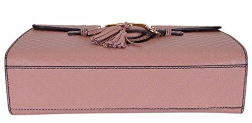 eb1774d8d991 Gucci Women's Micro GG Guccissima Leather Emily Purse Handbag ...