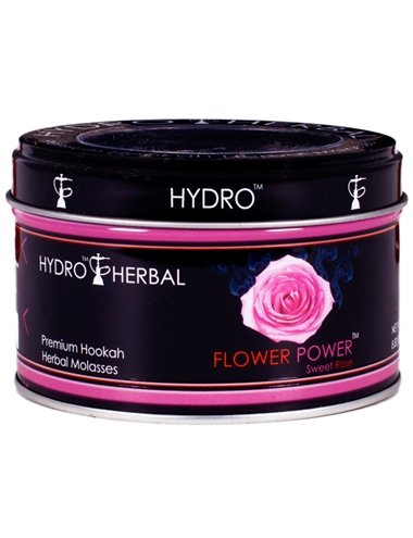 Hydro Herbal 250g Sweet Rose Hookah Shisha Tobacco Free Molasses