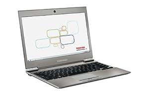 "Toshiba Portege Z930-15Z - Portátil de 13.3"" (Intel Core i5, 6 GB de RAM, 128 GB, Intel HD Graphics 4000, Windows 8), plateado - Teclado QWERTY español"
