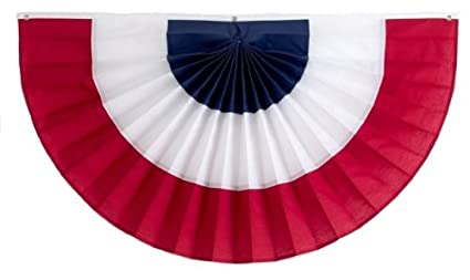 9da3494a4d91 Independence Bunting Patriotic Flag Bunting American Made Bunting Banner!  Fully Sewn Patriotic Bunting Flags Makes