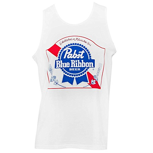 Pabst Blue Ribbon Tank Top L