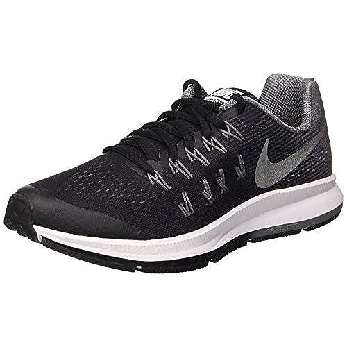 Nike 831356, Zapatillas para Mujer, Varios Colores (Pure Platinum/Black/Cool Grey/Pink Blast), 36 EU amazon-shoes el-violeta Deportivo
