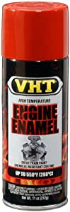 Vht High Temperature Engine Enamel Ford Red 11 Oz. Aerosol - Lot of 6