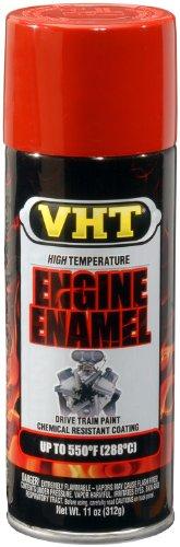 VHT SP152 Single ESP152007 Engine Enamel Ford Red, 11oz Aerosol