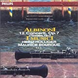 Albinoni: Concerti Op.7 /  2 Oboe Sonatas