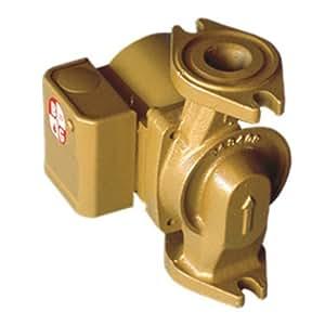 Bell & Gossett 103401LF 1/6 HP NBF-36 3-Speed Bronze Circulator Pump