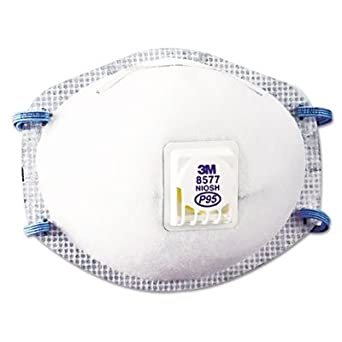 Particulate 3m Mco54371 P95 Amazon 8577 uk co - Welcome Respirator