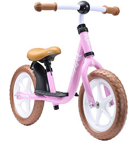 馃 L脰WENRAD Bicicleta sin Pedales para ni帽os y ni帽as a Partir de 3 – 4 a帽o