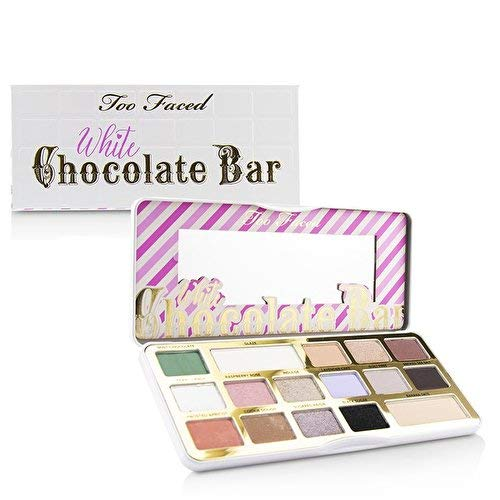 TOO FACED White Chocolate Bar Eyeshadow Palette Limited edition (Best High End Eyeshadow)