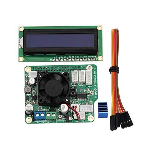 Light Curing Nanno DLP Shield V1 1 Raspberry Pi 3B Expansion Board