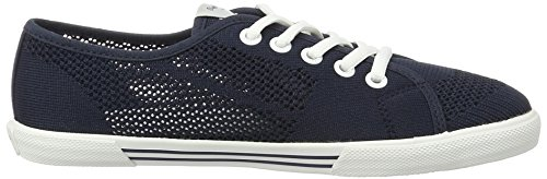 Pepe Zapatillas para Aberlady Sailor Mujer Fishnet Azul Jeans ftwrIt