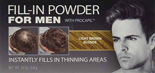 Irene Gari LISA RACHEL Cyg Fill In Powder Men, Light Brown