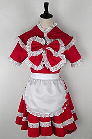 LOL League of Legends Annie Little Red Uniform Riding hood Cosplay Dress Costume