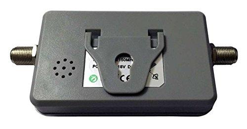 Satellite Finders Satellite Signal Meter Finder Meter For Dish Network  Directv FTA Dish InsReve Mini Digital TV Antenna Signal Strength Meter