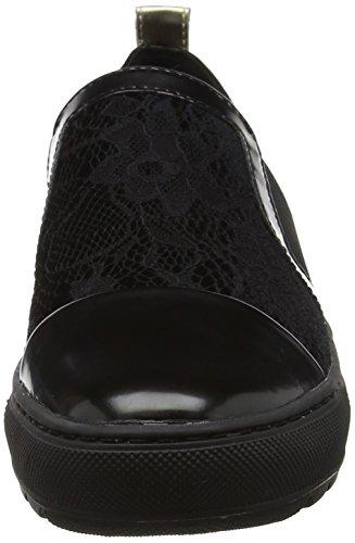 Geox Damen D Breeda Een Sportschoen Zwart (black)