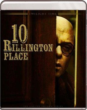 10 Rillington Place - Twilight Time [Blu ray] [1971]