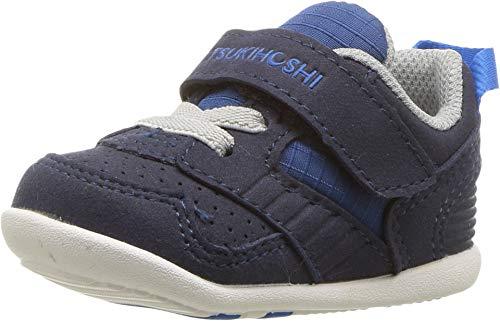 TSUKIHOSHI Kids Baby Boy's Racer (Infant/Toddler) Navy/Blue 6.5 M US ()