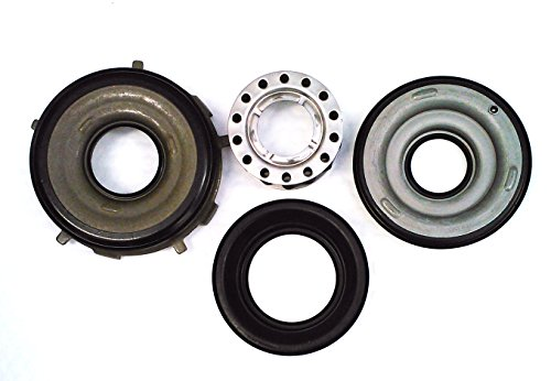 4L60E Transmission Molded Piston Set with Spring Retainer
