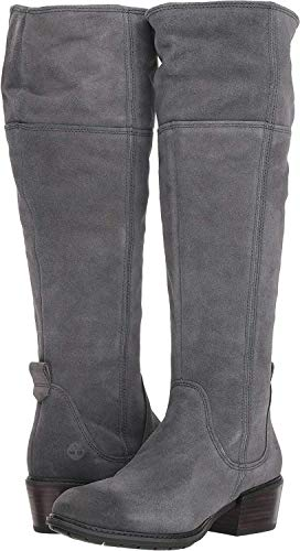 Us Timberland Bay Boot m Sutherlin 5 6 Dark Grey Suede B Women's Tall wqx4wBPH