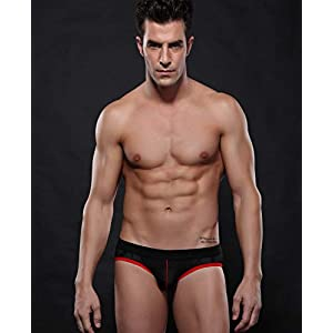Arjen Kroos Men's Jockstrap Underwear Sexy Mesh Jock Strap