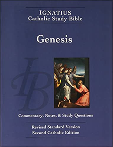 Buy Ignatius Catholic Study Bible: Genesis Book Online at