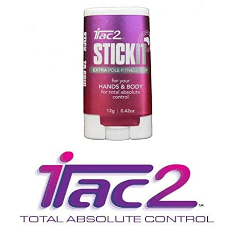 Level 2-12g Extra Pole Dancing Grip iTac2 Stick IT StickIt