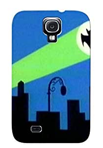 New The 1966 Batman Message Board Print Page Tpu Case Cover, Anti-scratch Trinalgrate Phone Case For Galaxy S4