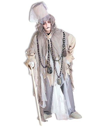 Jacob Marley Costume - Adult Costume