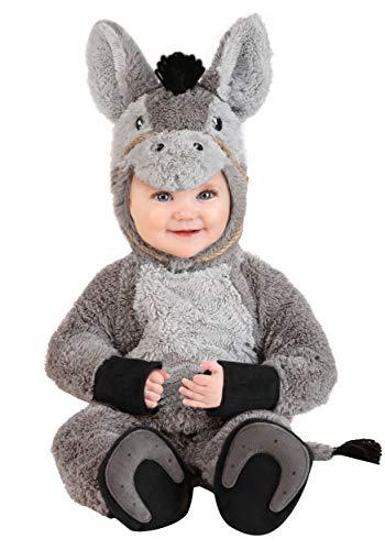 Baby Donkey Halloween Costume (Infant Donkey Costume 12/18 Months)