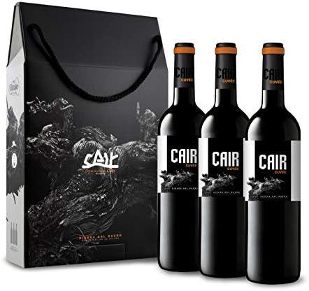 Cair Cuvée Vino Tinto Dominio De Cair Estuche 3 Botellas - 750 ml