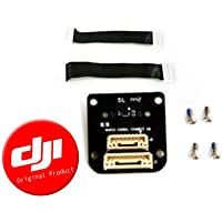 Shopready DJI Original Shopready Bundle Inspire 1 Quadcopter Fast Mounting Gimbal Port PCBA Part 30 + Cable Part 17