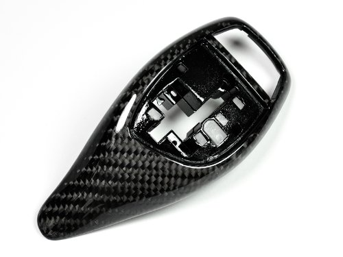 AutoTecknic Carbon Fiber Gear Selector Cover - BMW Sport Automatic Transmissions