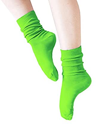 Men's and Women's Socks - now in 30 different Colors ! - 2 Sizes!