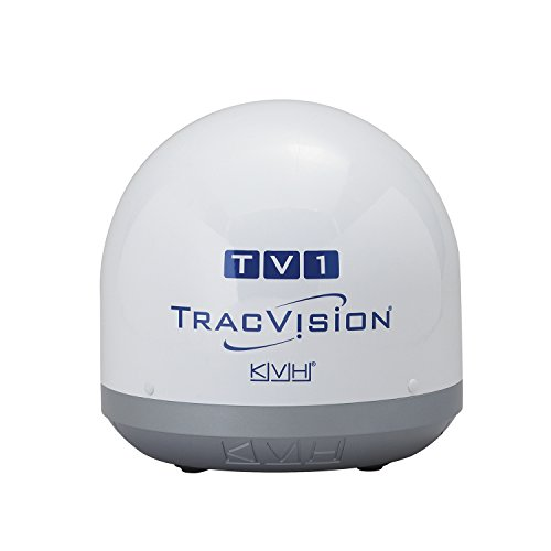 Kvh Tv - KVH Industries 01-0366-07 TracVision TV1 Satellite TV System