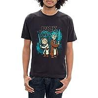 - Camiseta Rick Wars - Masculina