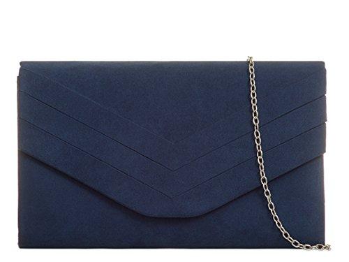 pour multicolore gris Marine femme fi9 Bleu Pochette q5qOt