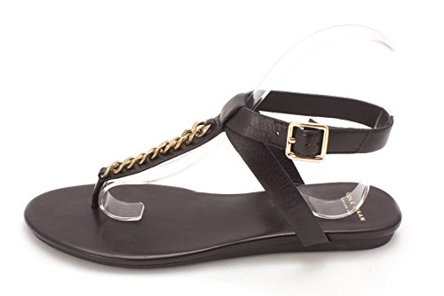 Cole Womens Open Haan Sandals T Casual 14A4042 Negro Correa Toe r5qrStw
