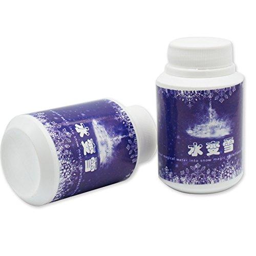 - WXLAA DIY Handmade Instant Snow Magic Artificial Snow Powder Christmas Festival Decor