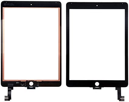 USA Black Touch Screen Glass Panel Digitizer Replacement Apple iPad 2 2nd Gen