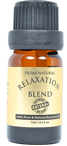 Relaxation-Essential-Oil-Blend-10ml-033oz-100-Natural-Pure-and-Undiluted-Therapeutic-Grade-for-Aromatherapy-Scents-Diffuser-Calming-Soothing-Boost-Mood-Uplift-Romantic-Sensual-Scent