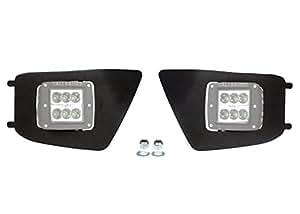 2012-2015 Toyota Tacoma Fog Light LED Pod Replacement Brackets