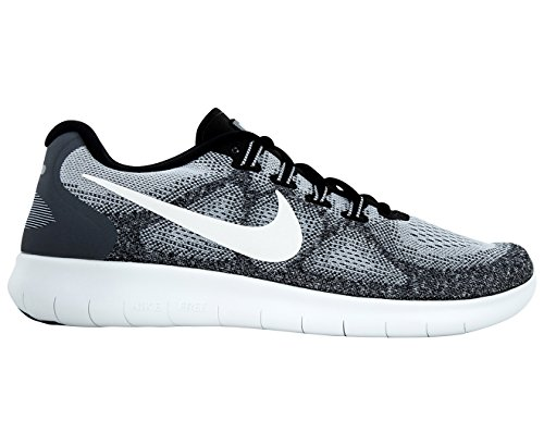 Shoe Free Grey NIKE White RN Men's Off Wolf Running TawAHxq
