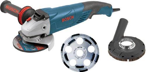 Bosch 18SG-5K 5-Inch 9.5 Amp Concrete Cutting Kit